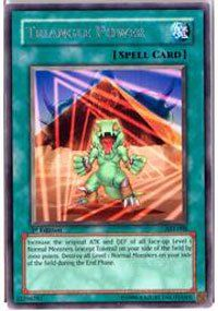 YuGiOh Ancient Sanctuary Triangle Power AST-098 Rare [Toy] >>> Instant discounts available  : FREE Toys and Games