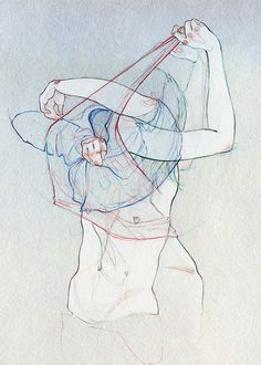 'The Art of Taking Off Clothes' Adara Sanchez Anguiana Art And Illustration, Illustration Inspiration, Figure Drawing, Painting & Drawing, Life Drawing, Adara Sanchez Anguiano, Art Inspo, Kunst Online, Fine Art