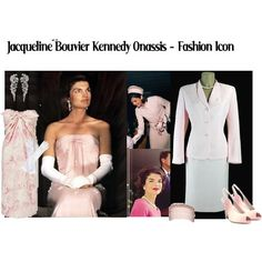 jackie o fashion icon | Jackie O - Fashion Icon - Polyvore