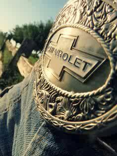 Chev belt buckle, what a sizer!!