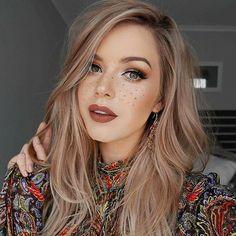 Light Copper Brown Hair Color