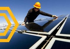 #Solar industry jobs are growing at 20 times the national rate!