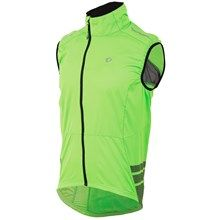Pearl Izumi ELITE Barrier Cycling Vest (For Men) in Green Flash 15 - Closeouts