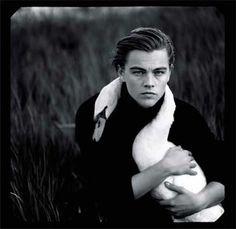 Leo DeCaprio by Annie Leibovitz