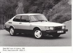 Saab 900 Turbo 16 S Aero - 1986