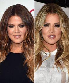 New Hair 2015: See Celebrity Hair Makeovers - Khloe Kardashian from #InStyle