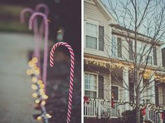How to Capture Holiday Light Bokeh - Photography Tutorial - I Heart Faces