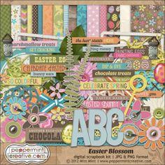 Easter Blossom Kit | peppermintcreative.com