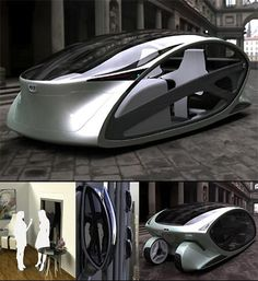 Concept ~ Luxury Technologically Transforming Car.  Repinned by sproutinc.com.au #sprout #luxury #posh #fancy #smartphone #cell #phone #technology #fancy #luxe #pricey #want #need #future