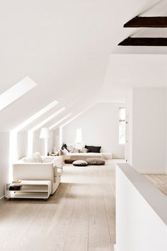 zen+loft+in+home | via Donkey and the Carrot