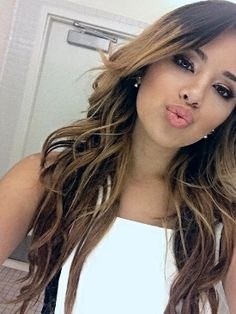 jasmine villegas blonde hair - Google Search