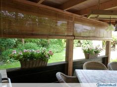Pergola Connected To House Patio Deck Designs, Balcony Design, Pergola Plans, Pergola Kits, Pergola Ideas, Cortina Roller, Balcony Blinds, Porch Shades, Outdoor Bbq Kitchen