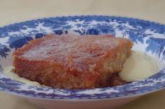 Malvapoeding (Malva pudding) | Rainbow Cooking