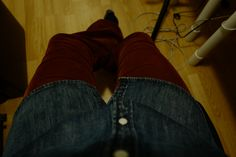 denim and cords