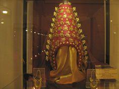 Scythian headdresses