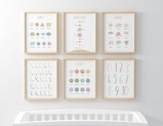 🎁 Choose 4 prints or sets of prints (add 4 items to your basket), use the 4FOR2 code at checkout, and receive 50% off on your order! Pastel Set Of 6 Educational Posters, Alphabet Poster, Classroom Decor, Playroom Wall Art, Montessori, Numbers, Shapes, Solar System, Weather Thanks to these Classroom Walls, Classroom Decor, School Room Organization, Feeling Pictures, Rgb Color Space, Solar System Poster, Preschool Decor, Pastel Nursery