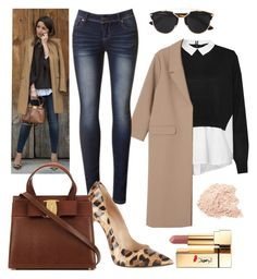 """""""Casual"""" by jordangirl2313 ❤ liked on Polyvore featuring French Connection, Christian Dior, Monki, Yves Saint Laurent, Casadei, women's clothing, women, female, woman and misses"""