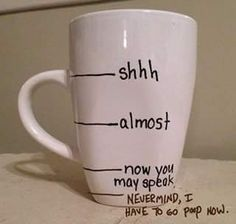 Funny Coffee Mugs | the universal truths about #coffee :D Via Samia Elsaid on Google+