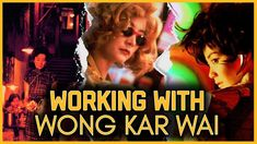"""Working with Wong Kar Wai."" Interview with Christopher Doyle. Shared via Cooke Optics TV. Chungking Express, Cinematography, Filmmaking, Interview, Relationship, Youtube, Movie Posters, Tv, Instagram"