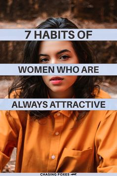 Past the hair, clothes, or looks, what is it that makes attractive women STAY attractive 24/7? These 7 stress-free habits take a look on the inside. They're straightforward and anyone can do them.