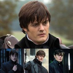 Sam Riley as Colonel Darcy in Pride and Prejudice and Zombies