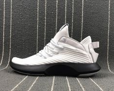online store 31196 0efb1 Genuine adidas Crazy 1 ADV PK White Black - Mysecretshoes Nike Air Max,  Zapatillas Jordan