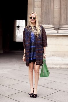 Street Style:Dress Trends 2012 for Women | Fashion 2013