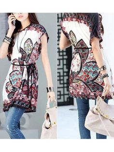 LadyIndia.com # Fashion Trend, New Fashion Trend 2016 Tops Hot Fashion Colorful Flowers Top, Designer Top, Fashion Trend, Tops, Women Wear, Girls Tops, https://ladyindia.com/collections/western-wear/products/new-fashion-trend-2016-tops-hot-fashion-colorful-flowers-top