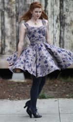 Dolce vita dress by Effie's Heart - adorable, comfortable, and it has POCKETS!