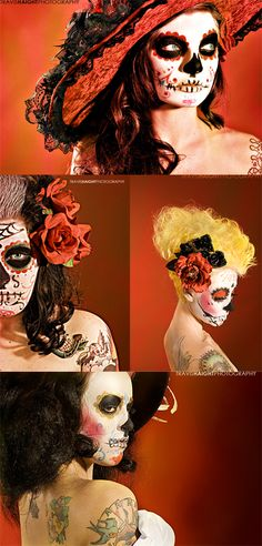 Miss Jenna DeVaux (Model)    Amber Dexstress 4 hair (Hair Stylist)    meleah sassy face MUA (Makeup Artist)    leave me alone (Model)