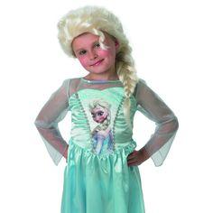 Peluca Elsa Frozen – Disney™ #pelucasdisfraz #accesoriosdisfraz #accesoriosphotocall