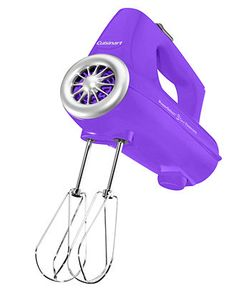 Purple Cuisinart Hand Mixer