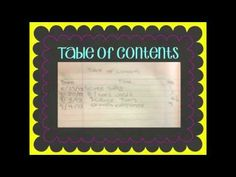 Here's a nice video on how to set up science notebooks. Science Curriculum, Science Classroom, Teaching Science, Science Experiments, Teaching Ideas, Classroom Ideas, Third Grade Science, Middle School Science, Elementary Science
