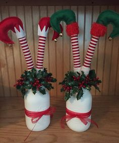 outdoor christmas topiary lighted holiday battery operated ideas diy pre lit trees ball ornament decorations porch 15 holly jolly looks grandin. Home Design Ideas Elf Christmas Decorations, Christmas Centerpieces, Christmas Wreaths, Christmas Ornaments, Jar Centerpieces, Quinceanera Centerpieces, Wedding Centerpieces, Ball Ornaments, Outdoor Christmas
