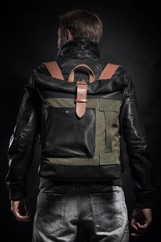 *Mc 70* Collection / Backpack by Kruk Garage
