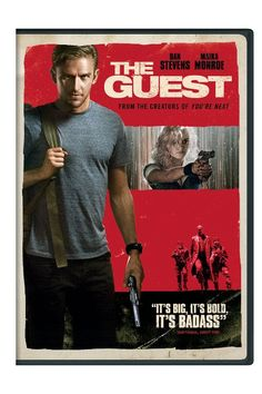 The Guest - Starring Dan Stevens, Maika Monroe, Sheila Kelley.  #thriller  #action