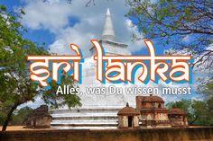 4 Woche Urlaub in Sri Lanka, 16 Artikel über meine Reise. Hier findest Du alle Links auf einer Seite inkl. praktischer Google Map.