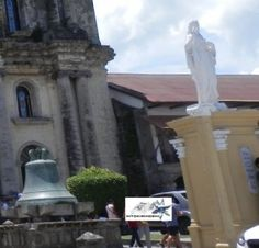 Around Taal Church, Basilica of St. Martin of Tours St Martin Of Tours, Philippines, Saints
