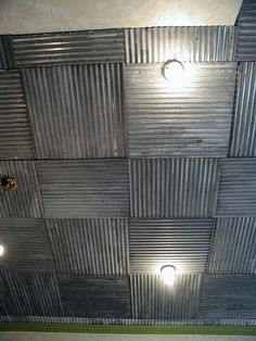 HD Awesome Corrugated Tin Ceiling Rusty Corrugated Metal Ceiling home remodeling tips from our home expert, Bonnie Evans with 138 kB and 736 x 981 Drop Ceiling Tiles, Dropped Ceiling, Accent Ceiling, Office Ceiling, Porch Ceiling, Floor Ceiling, Bedroom Ceiling, Casa Kaufmann, Pavillion