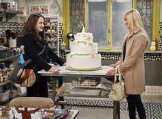 Ain't no cupcake ~ 2 Broke Girls ~ Episode Stills ~ Season 3, Episode 21 ~ And The Wedding Cake Cake Cake