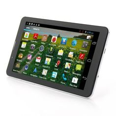 IPPO K7pro MTK6577 Dual Core MID Tablet PC 7 Inch Android 4.1 3G GPS Bluetooth Dual SIM Card Monster Phone Color...