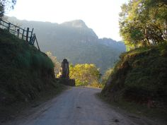 The Calilegua National Park in Jujuy, all jungle and great hikes in the surroundings