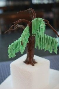 Sugar Willow Tree Tutorial by McGreevy Cakes