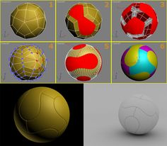 create soccer ball (8-shaped) ?? - Page 2 - Autodesk Community