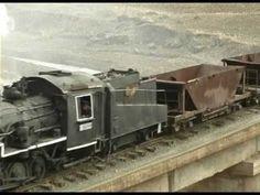North-Korean Steam locomotive 5 - Narrow gauge