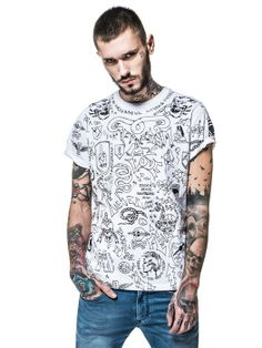 t Shirts Tops Diesel Men at the Official Online Store 9eba0c9b1a71b