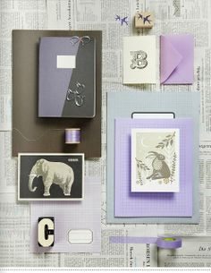 washi tape and stationery 91 Magazine by decor8, via Flickr
