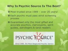 Watch this video to see my Psychic Source review plus how to get a free psychic reading!