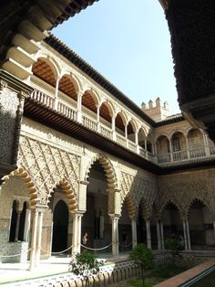Alcazar - siviglia, Sevilla