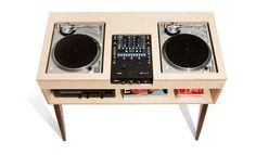 The DJ Stand